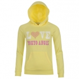 Tokoyo Angel Hoody Ladies Yellow
