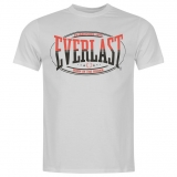 Everlast Classic T Shirt Mens White Core