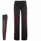Lonsdale 2 Stripe Pant Ladies Navy/Pink