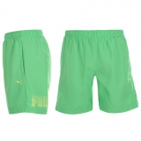 Puma Beach Short Mens Green