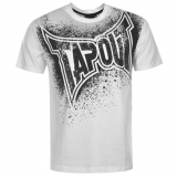 Tapout Core T Shirt Mens White