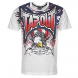 Tapout US Print Tee Mens White