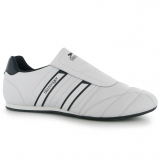 Slazenger Warrior White/Navy