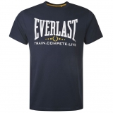 Everlast Heritage T Shirt Mens Navy 2524