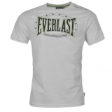 Everlast Geo Premier Tee Mens White