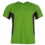 Karrimor Tech T Shirt Mens Green