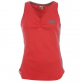 Lonsdale V Neck Vest Ladies Pink