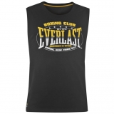 Everlast Classic Vest Mens Black/Tape