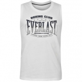 Everlast Heritage Vest Mens White