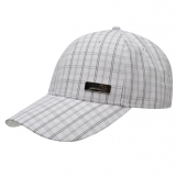 Lonsdale Bond Cap Mens White