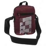 Puma Pioneer Portable Bag Burgundy