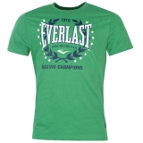 Everlast Web Mens Tee Green