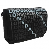 Lonsdale Rep Messenger Bag