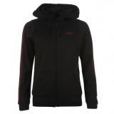 Lonsdale Hoody Ladies Black/Cab