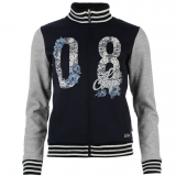Lee Cooper Glitzy Sweater Ladies Navy