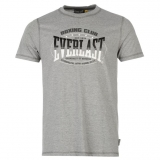 Everlast LL T Shirt Mens Grey