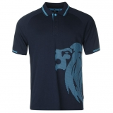 Lonsdale Lion Polo Shirt Mens Navy