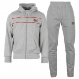 Everlast Jog Suit Mens Grey