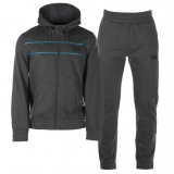 Everlast Jog Suit Mens Charc