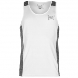 Tapout Poly Vest Mens White