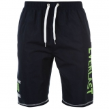 Everlast Pop Logo Shorts Mens Navy