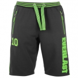 Everlast Pop Shorts Mens Charc