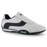 Lonsdale Camden Mens Trainers White/Navy