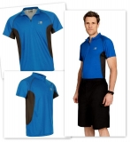 Karrimor Zip Tech T Shirt Mens Blue