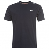 Slazenger T-shirt Mens Navy