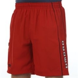 Umbro Woven Short Mens Red