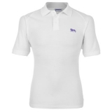 Lonsdale Small Lion Polo Mens White