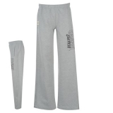 Kangol Jog Pants Ladies Grey