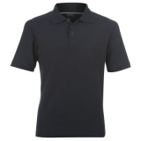 Lonsdale Small Lion Polo Mens Navy