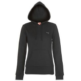 Puma Essentials Hoody Ladies Black