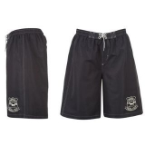 Lonsdale Plain Shorts Mens Navy