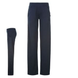 Lonsdale 2 Stripe  Pant Ladies Navy