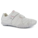 Lonsdale Fulham Ladies White/Pink