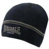 Lonsdale Pull Down Hat Navy