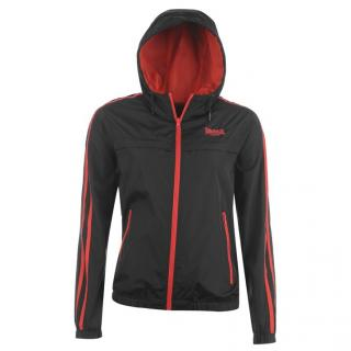 Lonsdale  Jacket Ladies Black/Pink