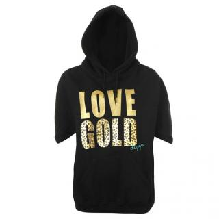 Golddigga  Hoody Ladies Black