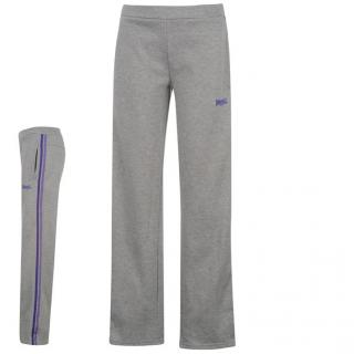 Lonsdale Jogging Pants Ladies Grey