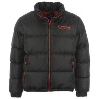 Airwalk Bubble Jacket Mens Black