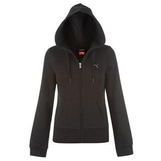 Puma Hoody Ladies Black