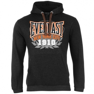 Everlast OTH Hoody Mens Charcoal