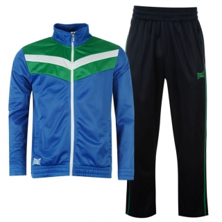 Everlast Polyester Track Suit Mens Blue