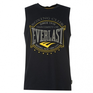 Everlast Vest Mens Navy