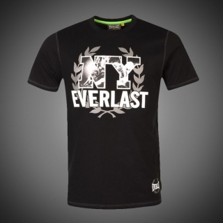 Everlast T-Shirt Mens Black NY
