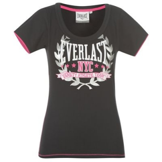 Everlast T-shirt Ladies Black