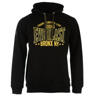 Everlast OTH Hoody Mens Black