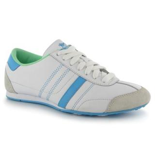 Lonsdale Plaistow Ladies White